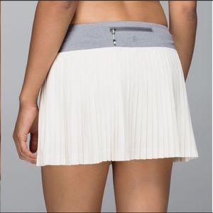 Lululemon Pleat to Street Skirt 4
